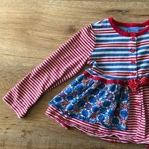 ❌sold❌Oilily Striped Cardigan Top